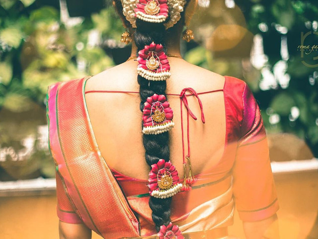 7 Stellar Latkan Ideas For A Deep Neck Blouse! Add These And Rock Any Look At The Wedding!