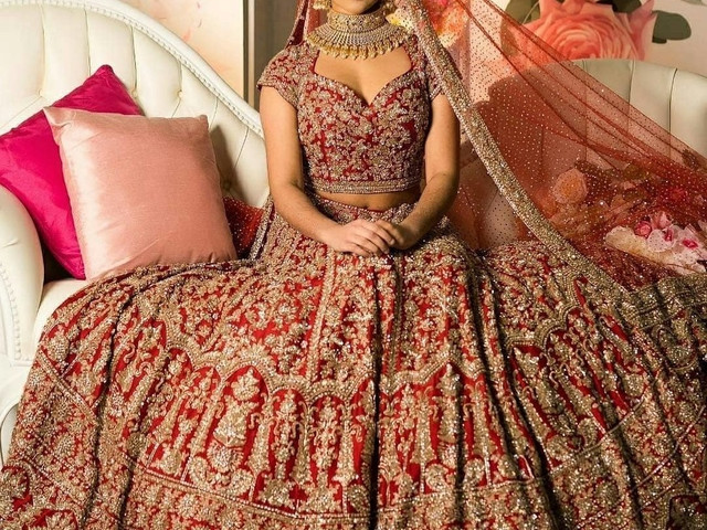 All You Need to Know About Acing Your Wedding Lehenga Style
