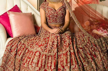 5 Elements Of Lehenga Style That Every Bride-to-be Should Consider While Choosing Her Bridal Outfit!