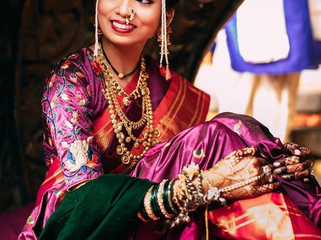 4 Essential Nauvari Saree Images Well Worth The Attention Of Any Aspiring Marathi Bride