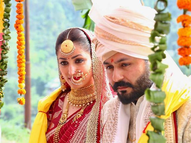 Inside Yami Gautam's Intimate Wedding Ceremony with Aditya Dhar