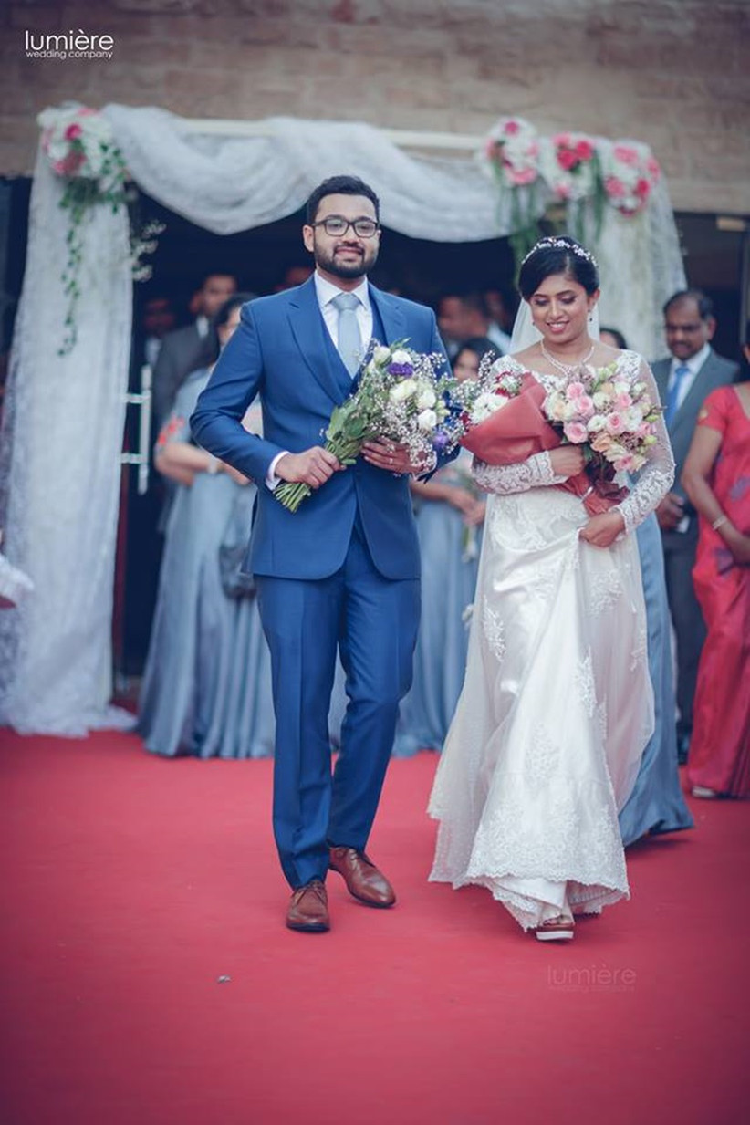 The Recipe For A Perfect Kerala Christian Wedding Is Right Here