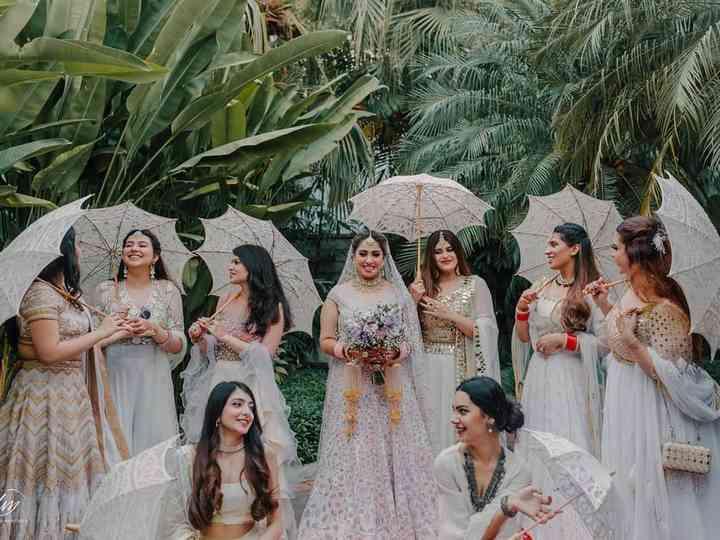Bridesmaids Photoshoot Ideas To Make It Even More Fun Memorable