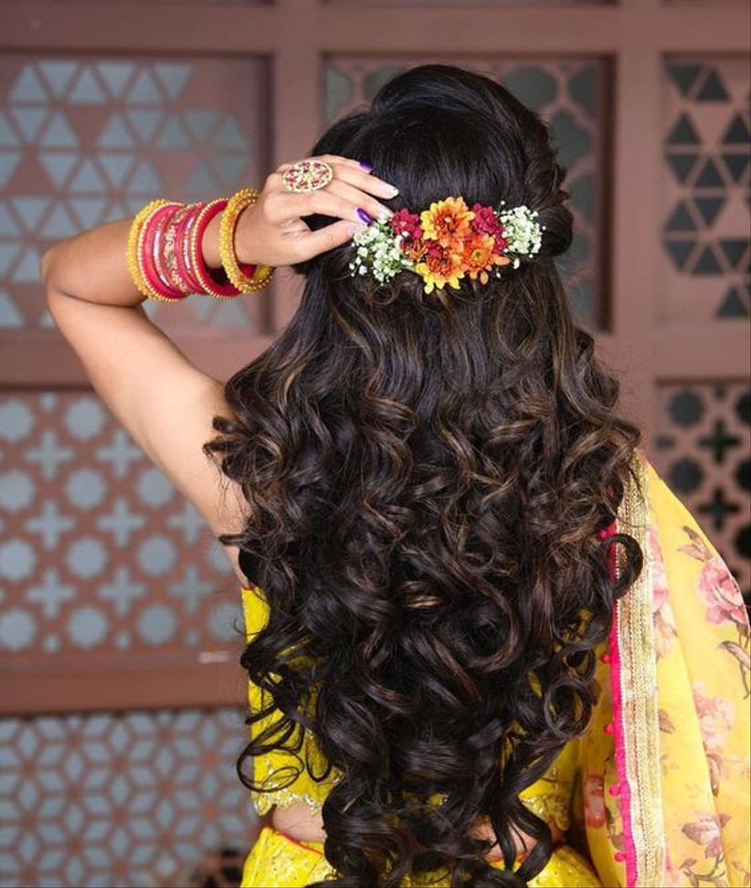 18+ Trendsetting South Indian Wedding Hairstyles