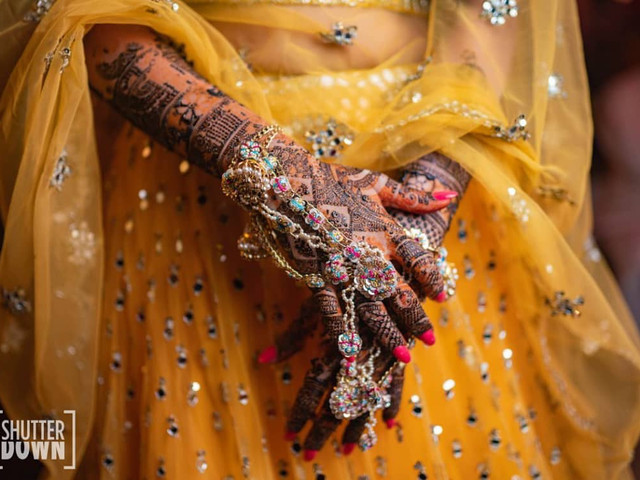 10 Easy Full Hand Mehndi Design Ideas You Need to Show Your Mehndi Artist!