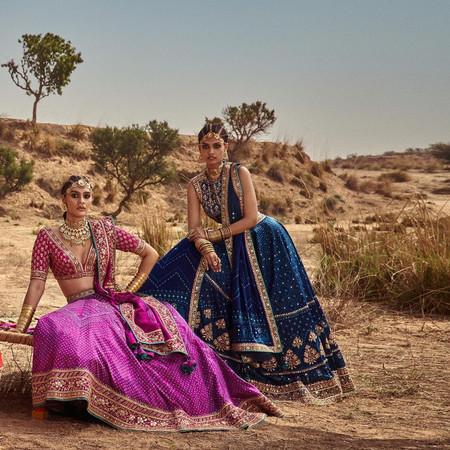 Anita Dongre Lehenga - Latest Designer Wedding Bridal Lehenga Collection Online