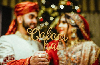 Decoding Indian Muslim Weddings: the Royalty of a Nikah Ceremony
