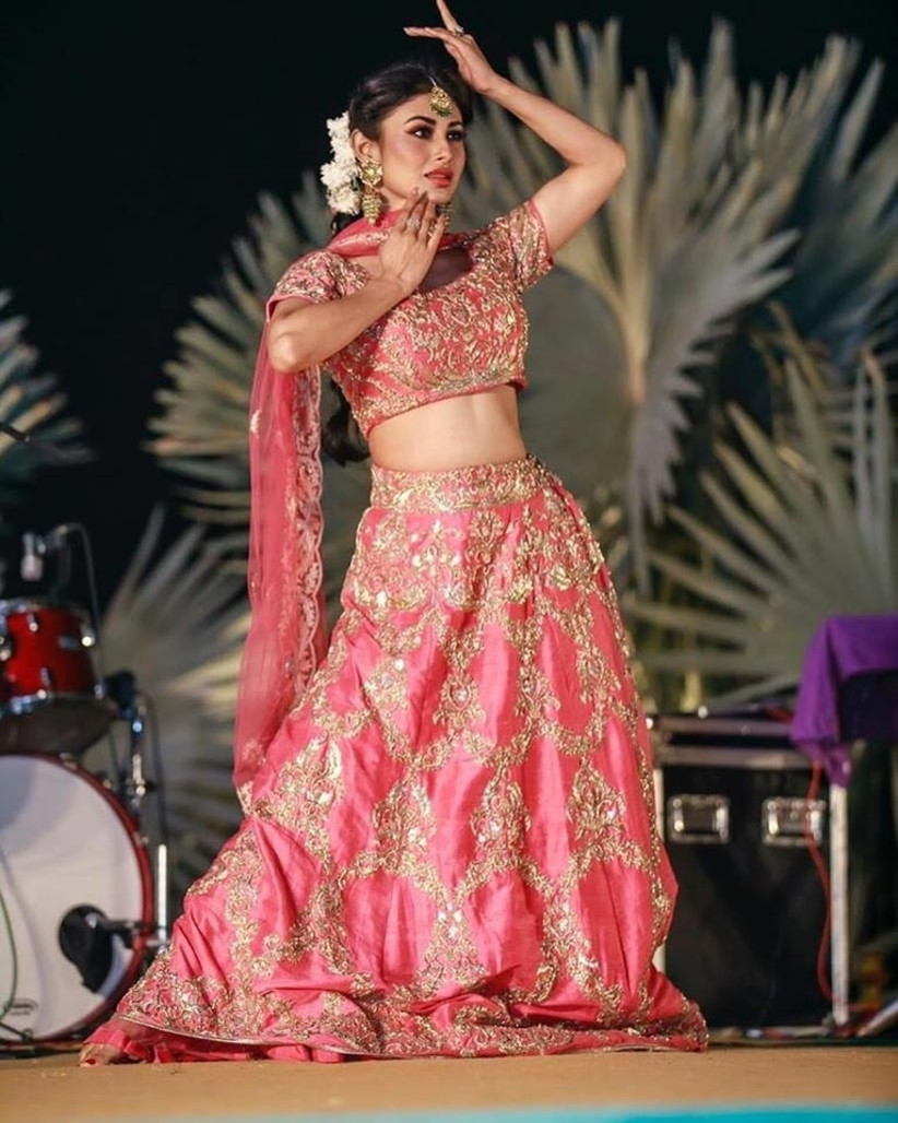 The Sister Of The Bride Can Take A Look At These 10 Simple Lehenga Ideas For The Wedding