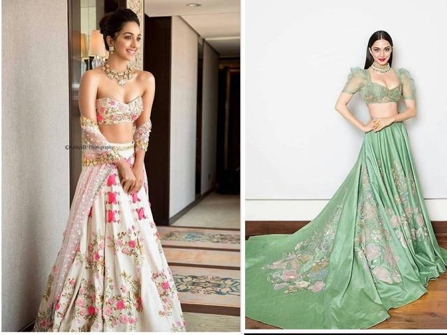 Wedding Ready With Kiara Advani: Decoding Her Best Ethnic Looks