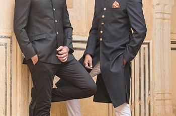 Get, Set, Scroll: 6 Engagement Dress for Indian Groom Inspirations Guaranteed to End Up On Your Buy List