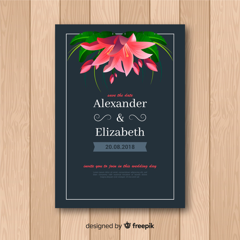 Do Your Own Wedding Invitations: Want To Create Your Own Wedding Invitations For Free? Here