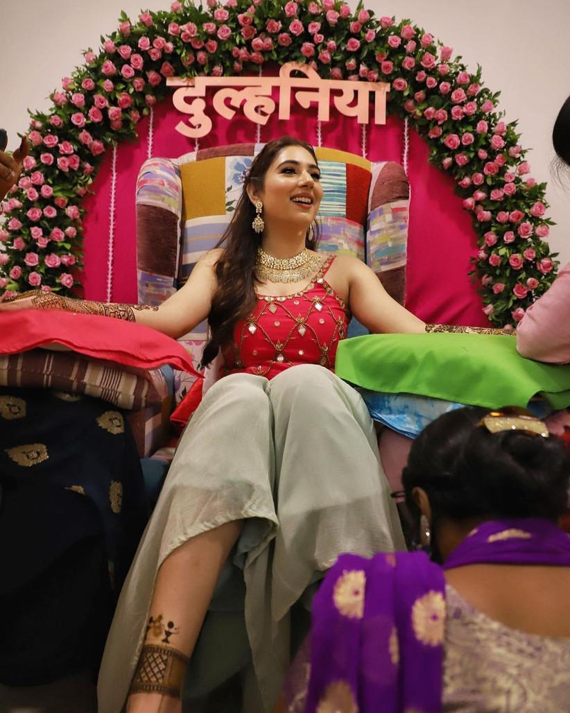 disha parmar - wedding ceremony