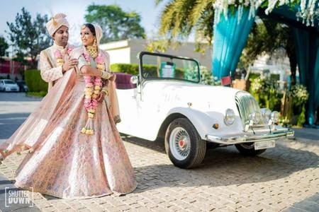 Wedding Car Decoration: 36+ Marriage Car Flower Decor Images