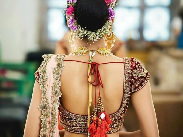 16 Blouse Back Neck Designs for Pattu Sarees That Will Make You Look Like a Walking Dream