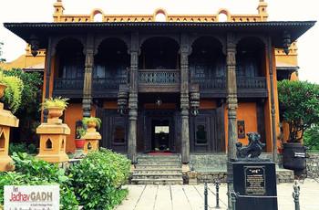 5 Reasons to Consider Fort Jadhavgadh Pune as Your Royal Wedding Venue