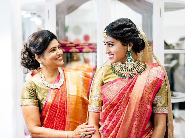 Buy now! 5 Wedding Saree Collection Colours For Each Modern Bride
