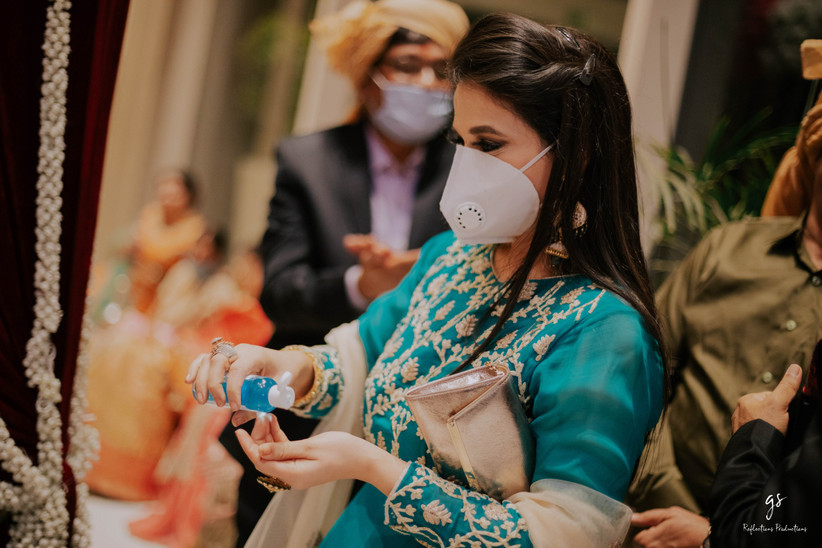 The Future of Weddings in India After COVID-19 heath and safety measures