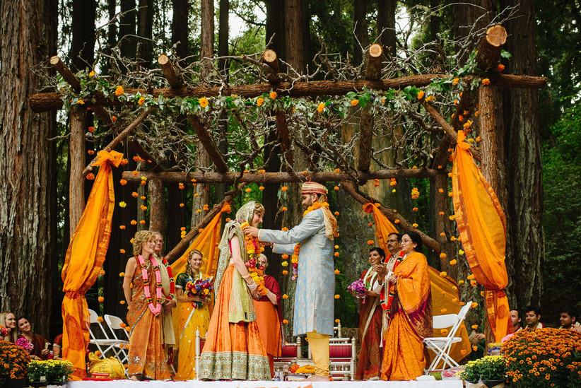 eco-friendly wedding