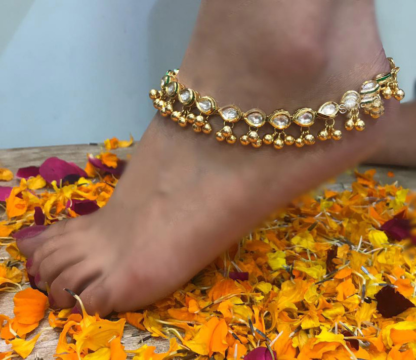 5 Ladies Payal Designs To Get Awesome Foot Pictures For Your