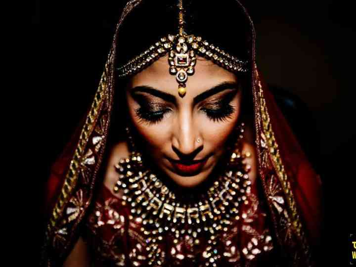 Indian Bridal Makeup Tricks & Rules According to Some Experts