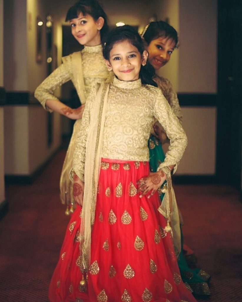 6 Latest Lehenga Designs For Teenagers For The Perfect Wedding Dress At The Next Family Wedding