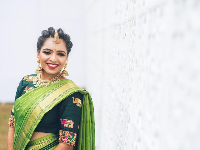 9 Traditional Saree Look for Your Wedding - Rock the All-Time Ethnic Favourite in Its Regional Avatars