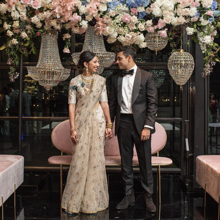Modern Sarees That Will Make You The Coolest Bride Ever
