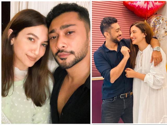 Gauahar Khan And Zaid Darbar Announce Their Engagement