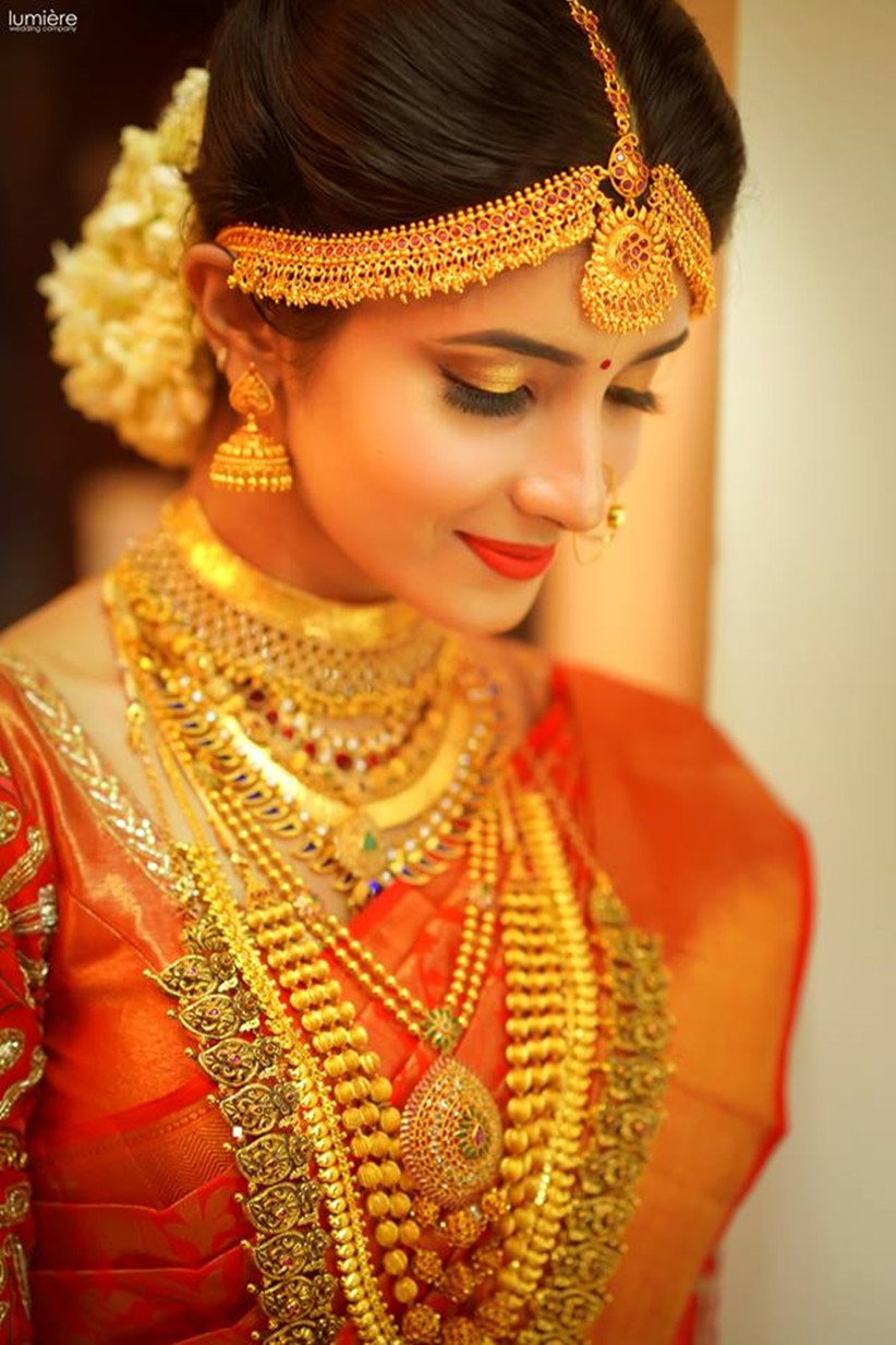 Nagapada Thali is one of the main neckpieces that can make anyone look gorgeous