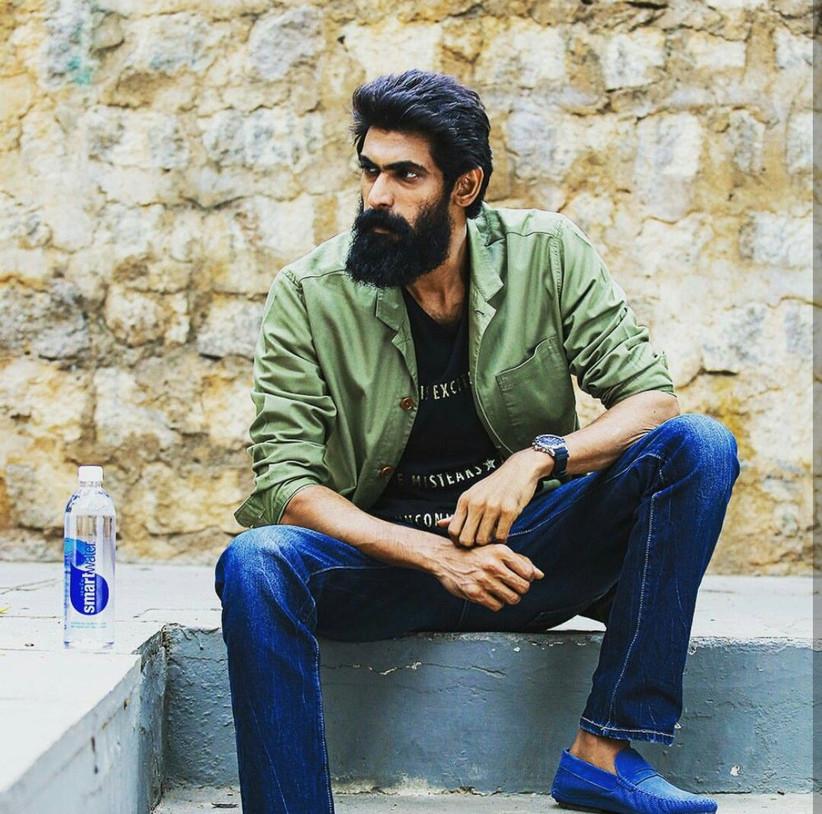 The Garibaldi stylish Beard for men Look on Rana Daggubati