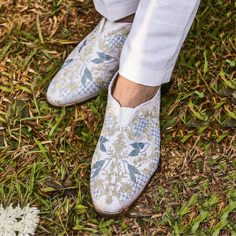 12 Sherwani Shoes That Every Indian Groom Should Own!