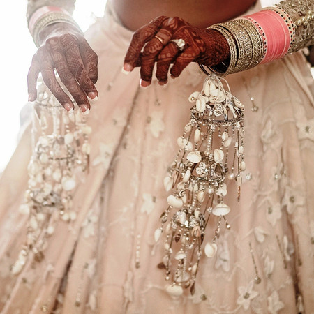 5 Ways to Use Shell Jewellery for an Unforgettable Wedding Look