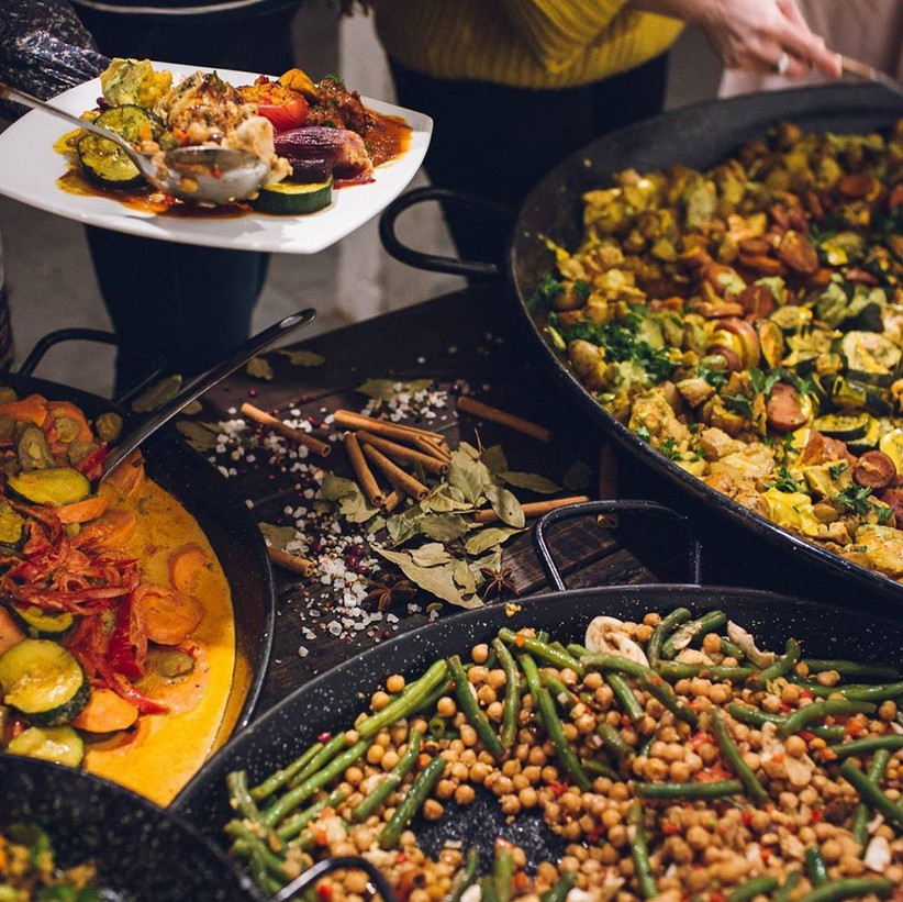 sustainable catering