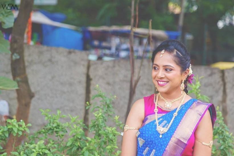 c0bf071664 21 South Indian Bridal Blouse Designs To Rock This Wedding Season
