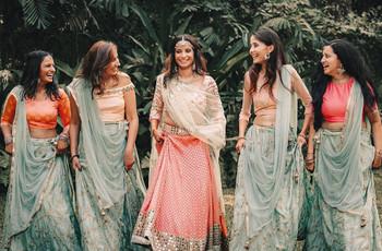 10 Latest Girlish Lehenga Design to Sport This Wedding Season!