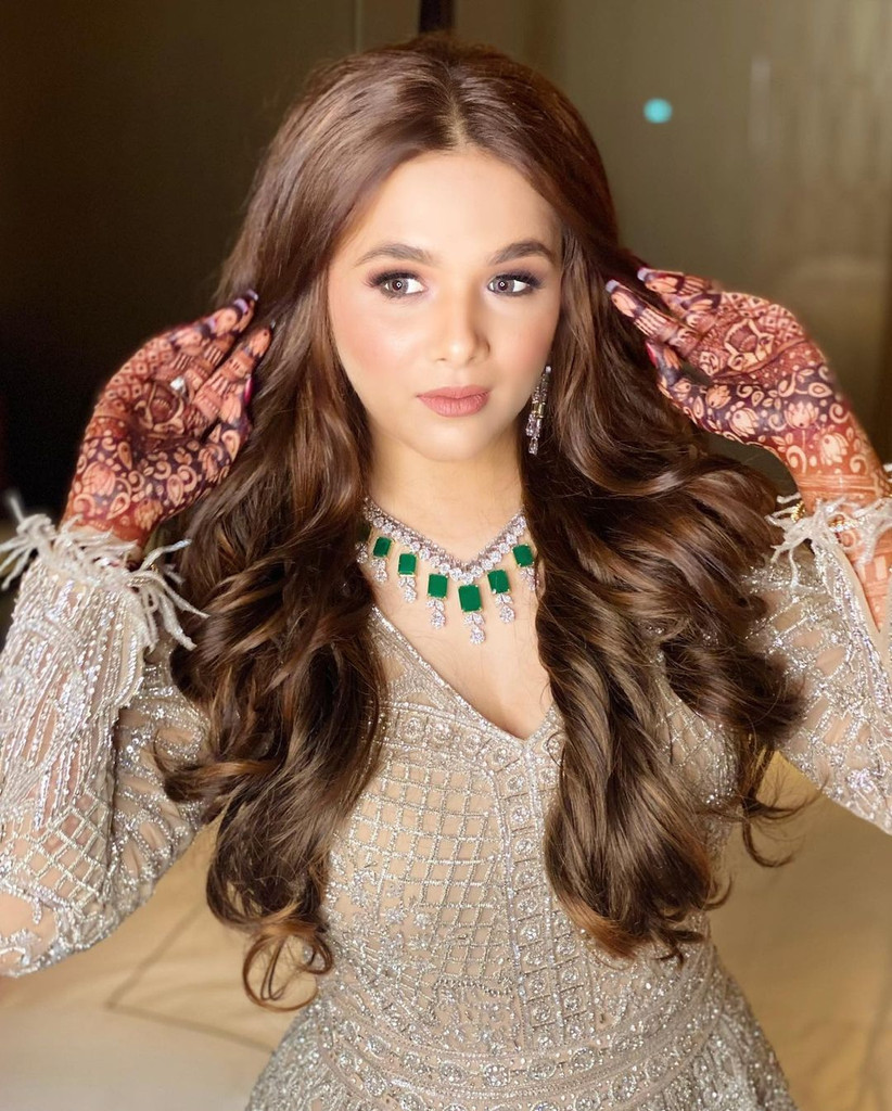 blow dry hair style for girls