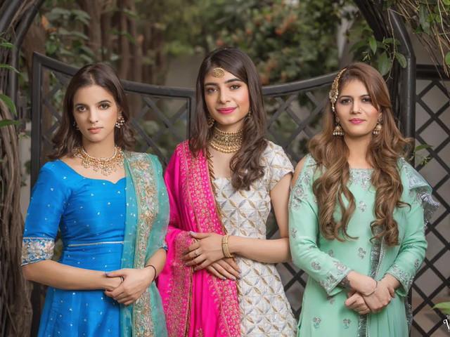 Punjabi Dress Neck Pattern to Flaunt This Wedding Season