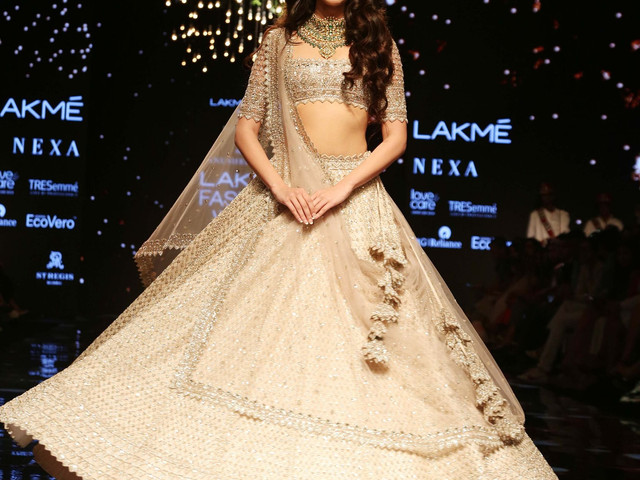 8 Trendy Lehengas Ananya Panday Wore & Stole Our Hearts Away