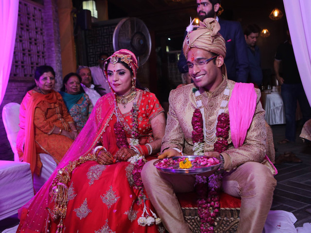 The Intercultural Wedding of a Beautiful Punjabi Bride With Her Mr Perfect