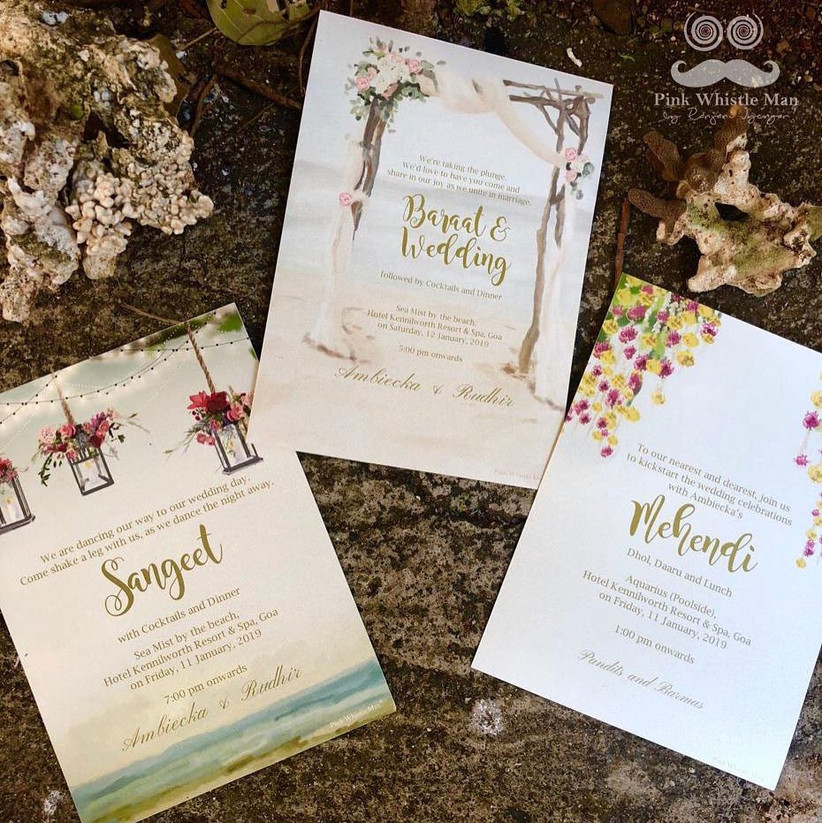 6 Wedding Invitation Card Ideas You Need To See Before You
