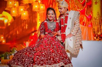 Bridal Couple Images: A Representation of Rich Cultural Diversity
