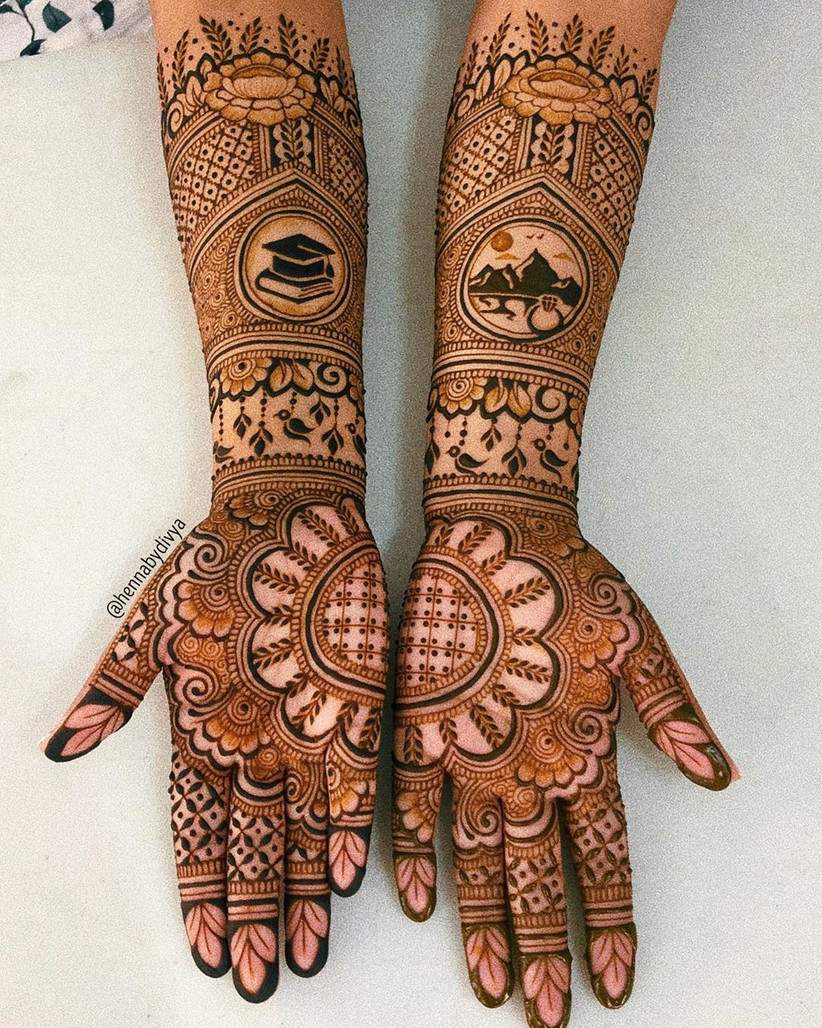 weddingwire mehndi