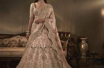 Latest Swoon-Worthy Peacock Design Lehenga For Every Spirited Bride-to-be