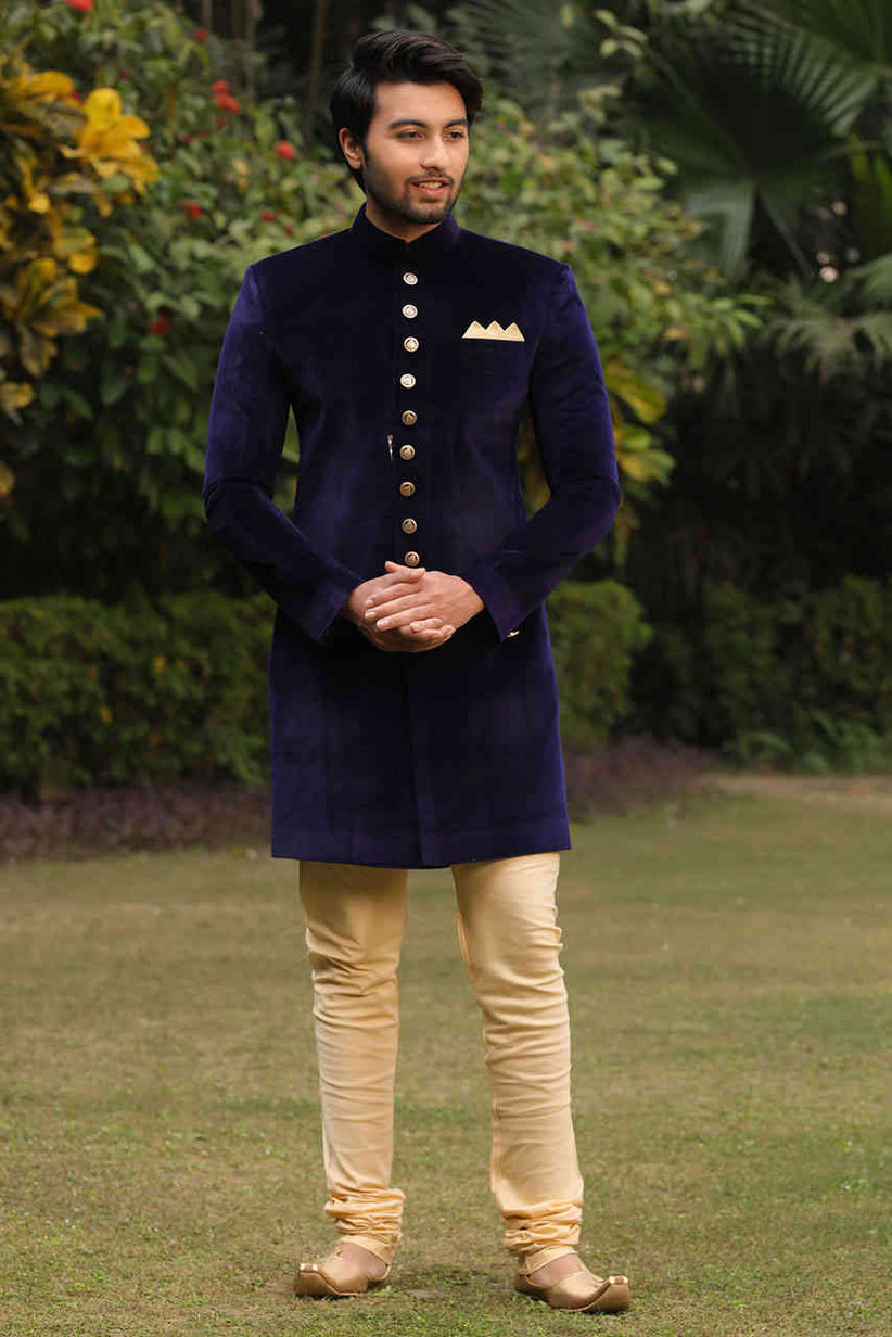 Latest Indo Western Dresses For Men For The Upcoming Wedding Season