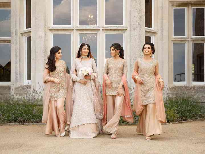 7 Pakistani Gharara Designs To Bookmark For The D Day