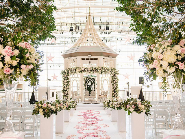 How Thermocol Design Structures Add Aesthetic Value in a Wedding!