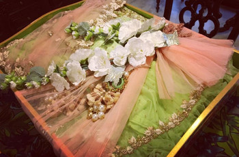 9 Beautiful Trends of Saree Packing Design You Need to Look at Before You Prepare the Gifts for Your Daughter-In-Law