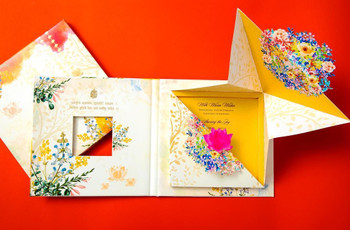 8 Incredible Wedding Invitation Card Samples for Modern Couples
