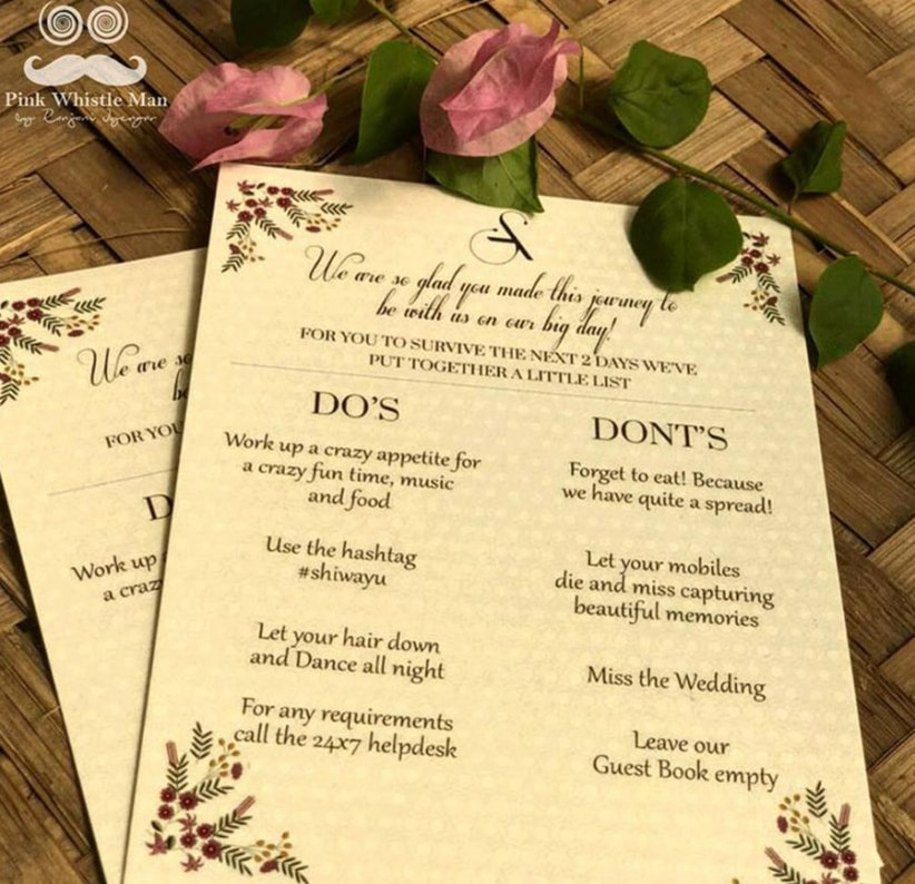 Amuse Your Guests With These Funny Wedding Invitation Wording Ideas
