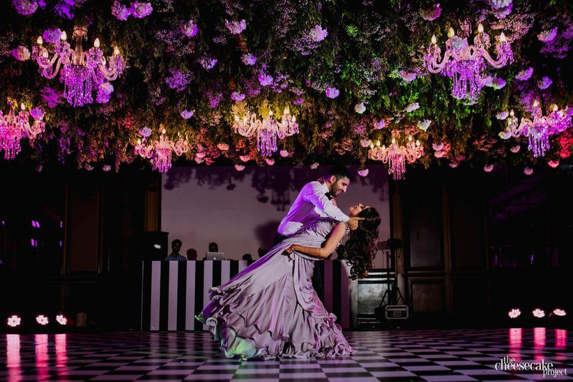 Sangeet Night Ideas by Hitched & Clicked